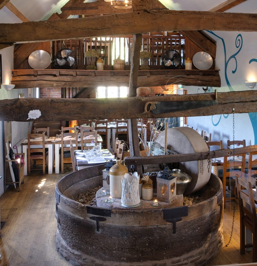 Holiday Cottages Amenities- Stonemill Restaurant