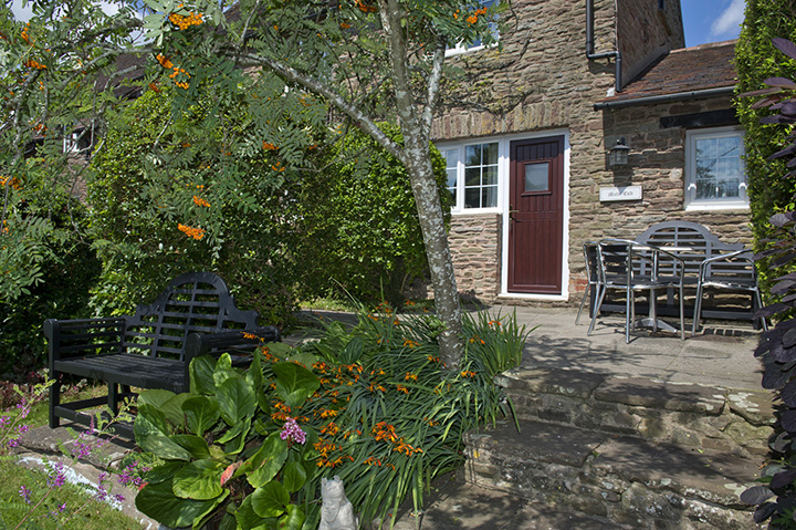Mole End Steppes Farm Monmouthshire Holiday Cottages