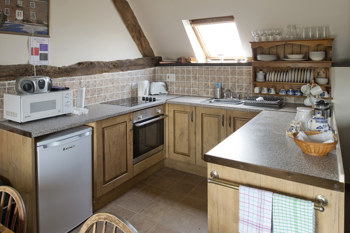 Oak Cottage Steppes Farm Monmouthshire Holiday Cottages