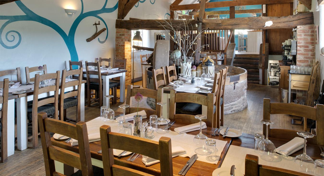 The Stonemill Restaurant