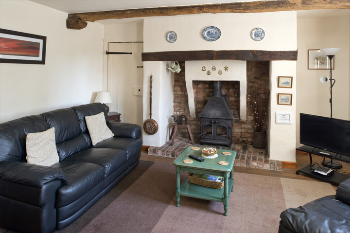 The Haywain Steppes Farm Monmouthshire Holiday Cottages