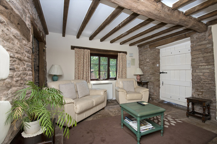 Wood Cottage Steppes Farm Monmouthshire Holiday Cottages